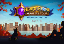 Hearthstone Masters Tour Online