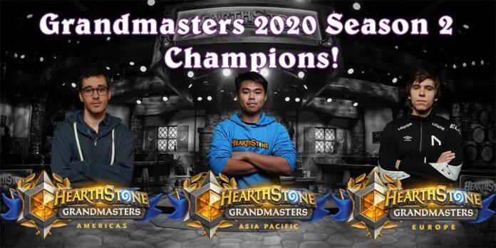 hs grandmasters 2020