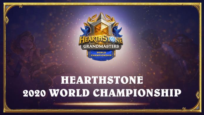 hearthstone 2020 world championship