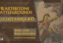 MGA Ustawka#0 Turniej Hearthstone BattleGrounds!
