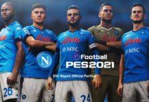 Napoli PES Konami FIFA21
