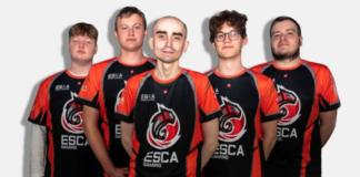 lol ultraliga team esca gaming lato 2021